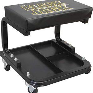 Torin Blackjack Rolling Creeper Garage/Shop Seat