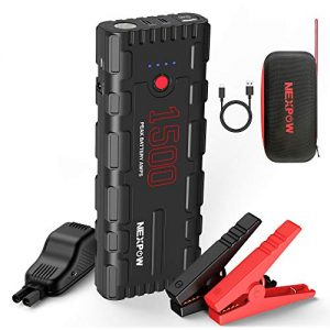 21800mAh 12V Portable Auto Car Battery Charger Jump Starter