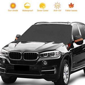 Car Windshield Sunshade, Waterproof Windshield Cover