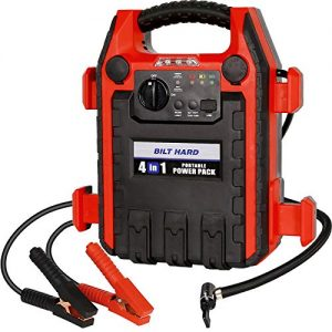 BILT HARD Jump Starter with Air Compressor