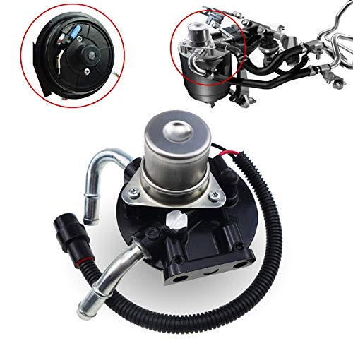 Fuel Filter Head with Hand Fuel Pump