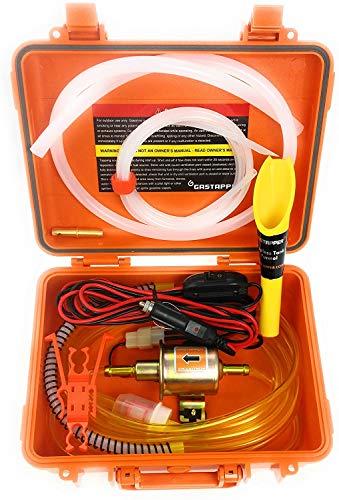 12V Gasoline Transfer Pump/Siphon GasTapper UTV's