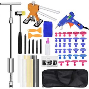 Auto Body Dent Removal Repair Tools Kit 78 PCS