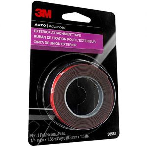 3M Auto Exterior Attachment Tape