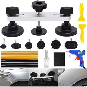 YOOHE 22PCS Auto Body Paintless Dent Removal Tools Kit
