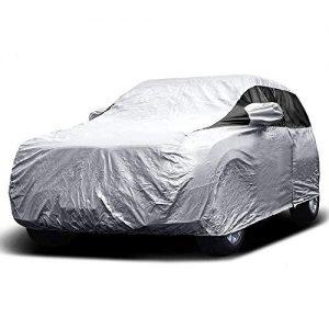 Premium Multi-Layer PEVA Mid-Size SUV Cover.
