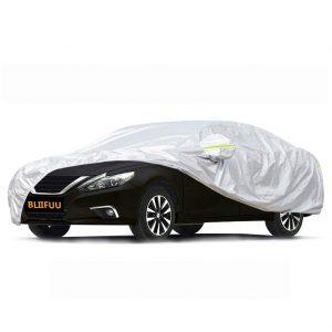 Bliifuu Sedan Car Cover Waterproof/Windproof/Snowproof