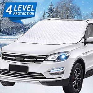 Mumu Sugar Car Windshield Snow Cover