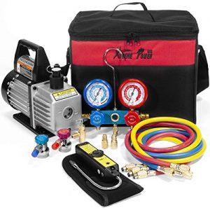 XtremepowerUS Premium 4CFM Air Vacuum Pump