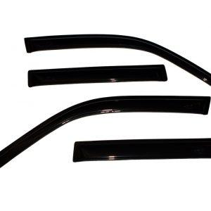 Auto Ventshade Original Ventvisor Side Window Deflector Dark Smoke