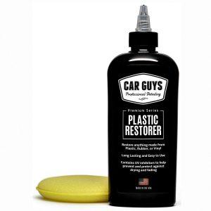 CarGuys Plastic Restorer - The Ultimate Solution for Bringing Rubber