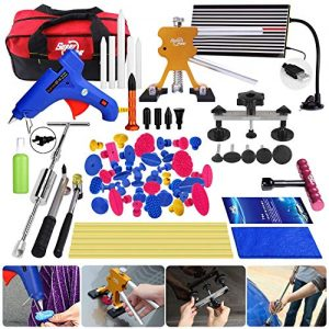 Super PDR 68pcs Auto Body Paintless Dent Removal Repair Tools