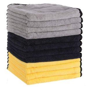 Premium Microfiber Towels for Cars Detailing