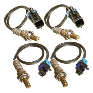 MAXFAVOR 4Pcs Oxygen Sensor Set Replacement