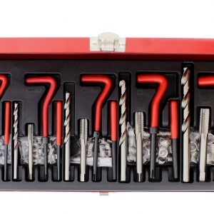 ABN 131-Piece Metric Thread Repair Set