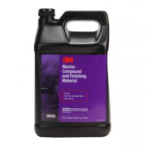 3M Marine Compound and Finishing Material