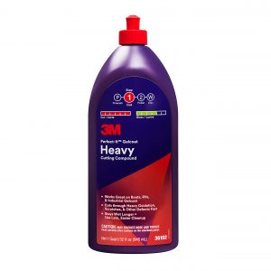 3M Perfect-It Gelcoat Heavy Cutting Compound 1 Quart