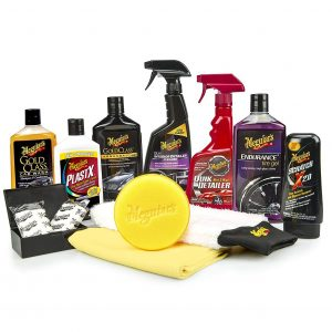 Meguiar's Complete Car Care Kit