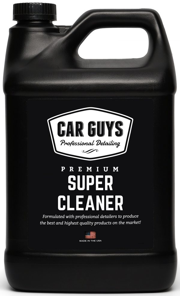 CarGuys Super Cleaner - The Most Effective Cleaner